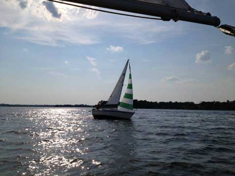 Spirit 6 5 1979 Shreveport Louisiana Sailboat For Sale