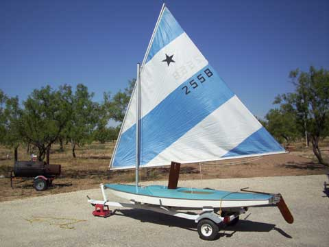 Starfish, 1973 sailboat