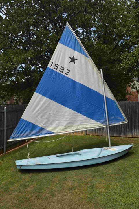 Starfish, 1970 sailboat