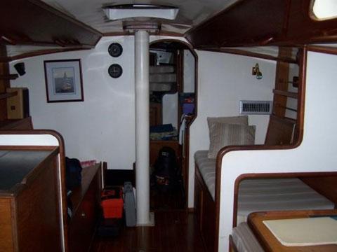 Starrett Jenks 45 feet, 1977 sailboat