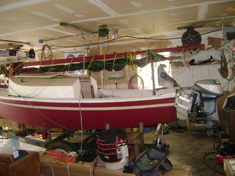 Stevens Project Weekender, 19 ft., 2010 sailboat