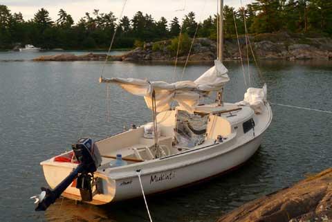 Stuart Mariner 19, 1989 sailboat