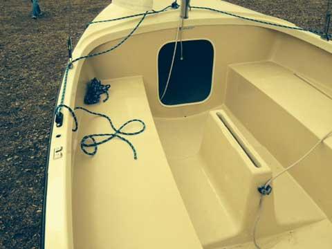 Sumner Sprite, 1981 sailboat