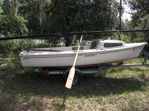 AMF Sunbird, 16 ft., 1981 sailboat
