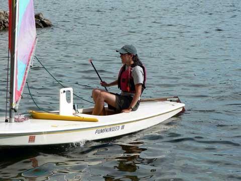 Sunfish, 1993 sailboat