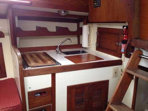 Tartan 30, 1978 sailboat