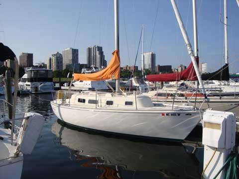 Tartan 30, 1976 sailboat