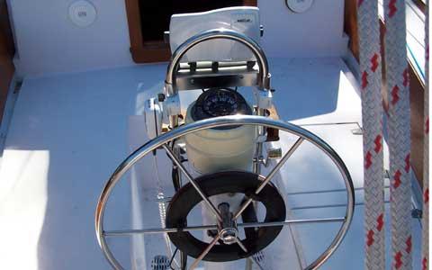 Tartan T34C, 1971 sailboat