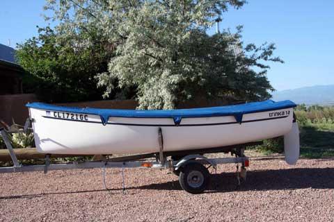 Trinka 12, 2000 sailboat