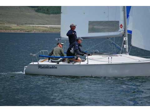 Ultimate 20, 2002 sailboat