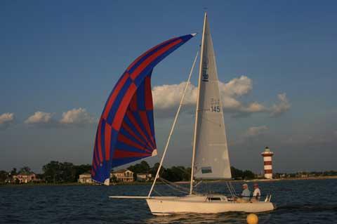Ultimate 20, 2001 sailboat