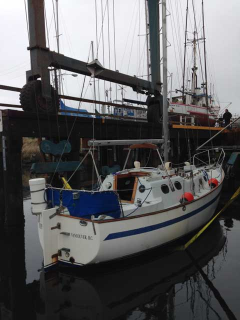 Vancouver 27  1976  Florida  Sailboat For Sale From