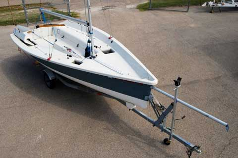 Vanguard Nomad, 2005 sailboat