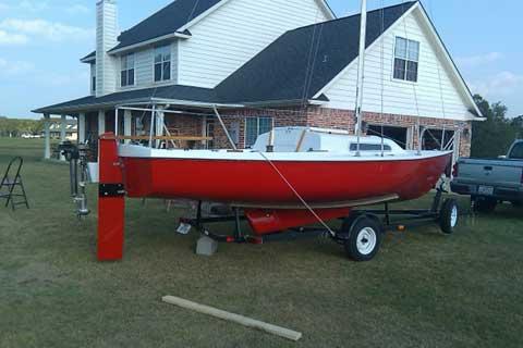 Macgregor Venture 21, 1968 sailboat