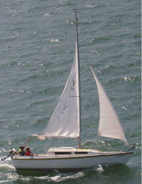 Macgregor Venture 25, 1979, sailboat