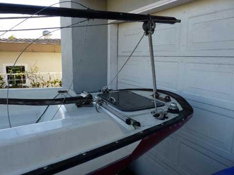 Victoria 18, 1982 sailboat