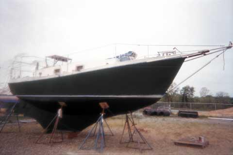 Whittholtz 32ft, 1996 sailboat