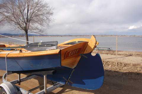 Windward 15, 2003 sailboat