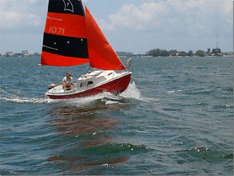 West Wight Potter 15 1981 Sarasota Florida Sailboat
