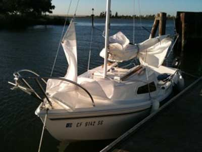 West Wight Potter 15, 2000 sailboat