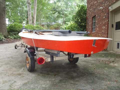 Force 5, 1974 sailboat