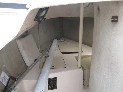 S2.67, 1982 sailboat