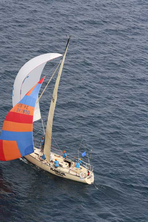 ABBOTT 36, 1985 sailboat