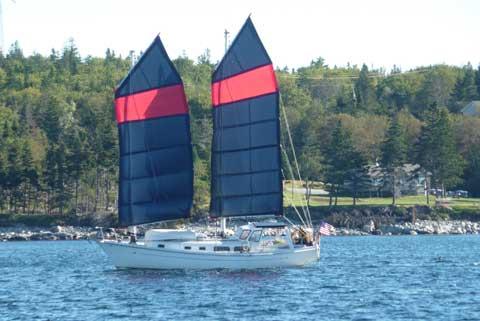 Allied Princess, 1978, 36 ft., sailboat