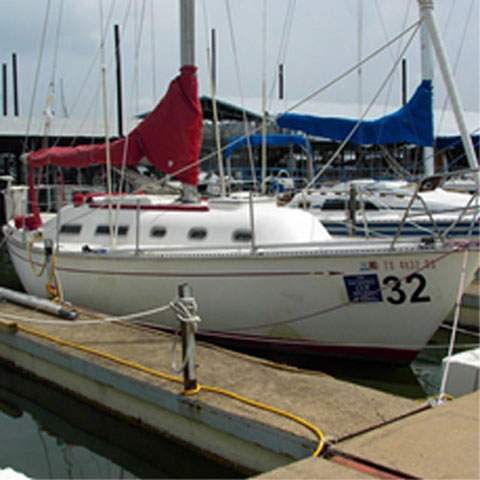 Allied Chance 30-30, 1972 sailboat