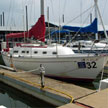 1972 Allied Chance 30 sailboat