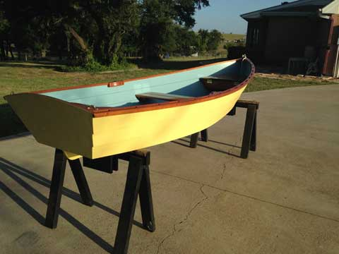 Anabelle Skiff, 10', 2015 sailboat
