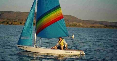 Barnett 1400, 2003 sailboat