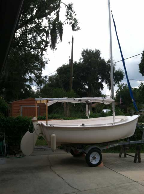 Bauer 12, 2000 sailboat