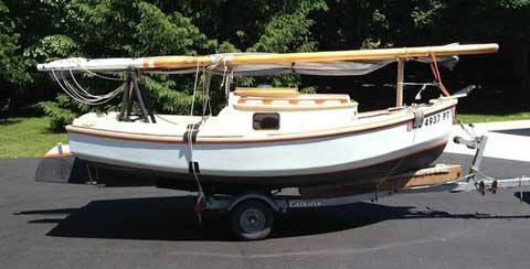 Bobcat Pocket Cruiser, 12ft., 2002 sailboat