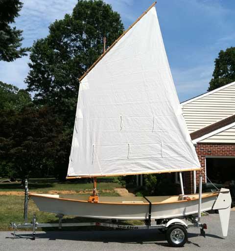 Bolger 16101 sailboat