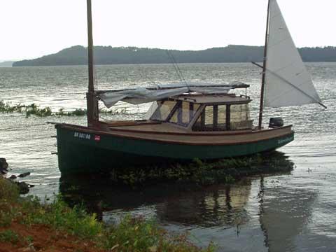 Bolger Chebacco, 20 ft., 2002 sailboat