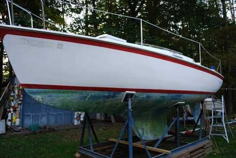 Bristol 22 Caravel, 1969 sailboat