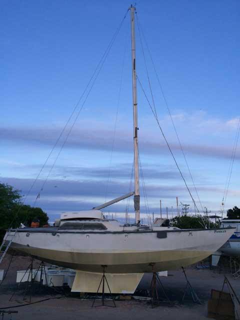 Bruce Robert Offshore 44, 1998 sailboat