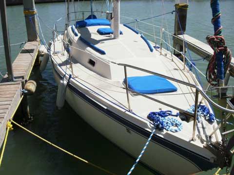 Cal 31 Ft 1980 Port Isabel Texas Sailboat For Sale