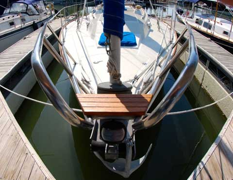 Cal 33 1988 Lake Lewisville Texas Sailboat For Sale
