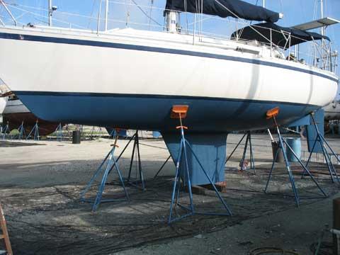 Canadian Sailcraft 33, 1982 sailboat