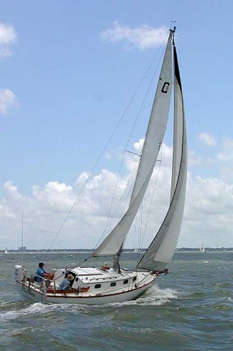 Cape Dory 28, 1984 sailboat