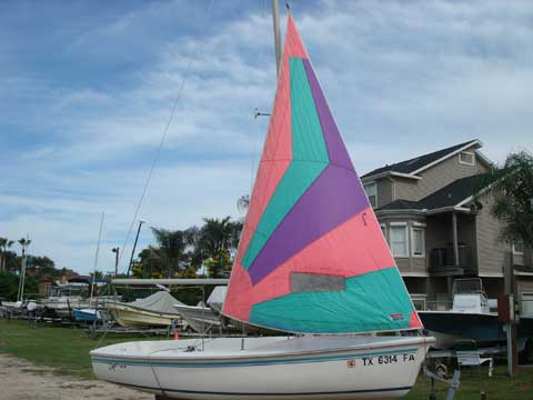 Capri 14.2, 1994 sailboat