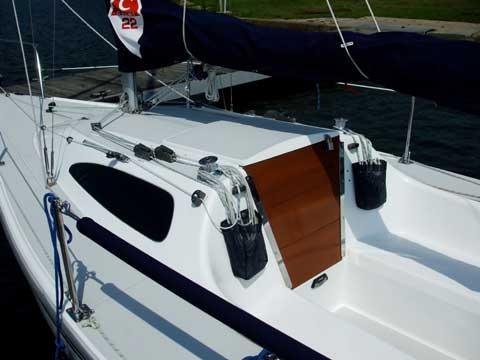 Catalina Capri 22, 2006 sailboat
