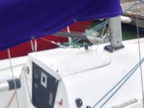 Capri 23.5, 1998 sailboat