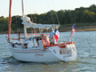 1995 Capri 26 sailboat