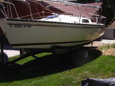 Captiva 240, 1986 sailboat