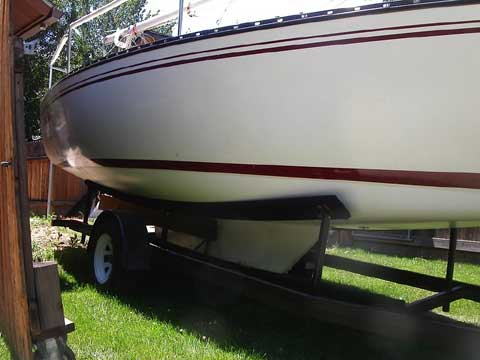 Captiva 240, 1986 sailboat