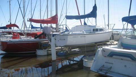 Catalina 22 MK2, 1996 sailboat