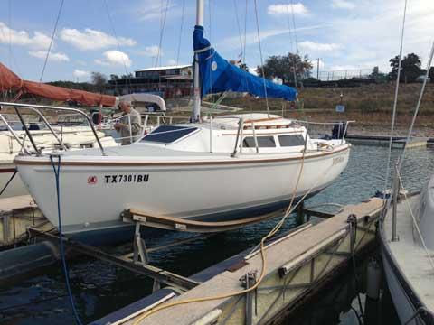 Catalina 22 SK, 1989 sailboat